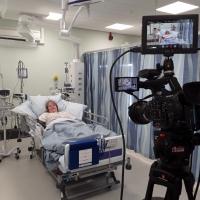 #ICUrestraint study: using audio-visual vignettes